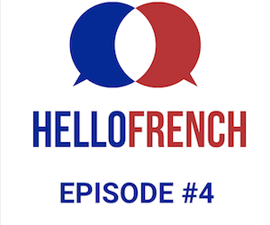 Episode #4 podcast – News in french – 5 January 2020