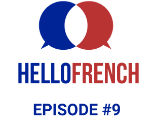 Episode #9 podcast – News in french – 9 February 2020