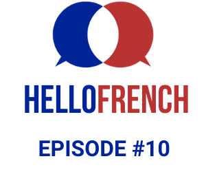 Episode #10 podcast – News in french – 16 February 2020